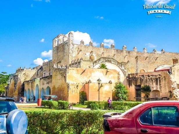 convento sisal mexico