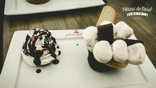 Cupcake americano