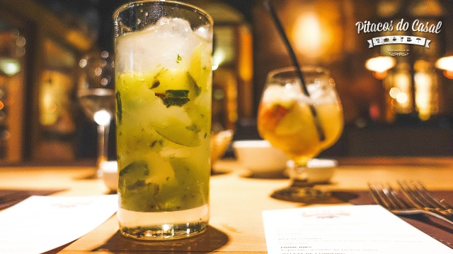 Caipirinha Grape Mint